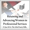 Retaining and Advancing Women in Professional Services | Women in the Law | Scoop.it