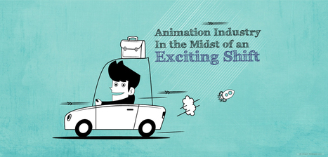 Animation Industry in the Midst of an Exciting Shift - PitchWorx | Presentation Design Services and Character Animation Video | Scoop.it