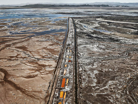 The Tyee – Edward Burtynsky's Clarion 'Watermark'   Sustain Our Earth   Scoop.it
