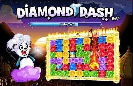 Play Diamond Dash | Free Mario | Play Free Mario Games Online! | Mario Games | Scoop.it