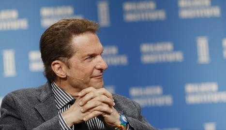 Peter Guber sees VR opportunities for shopping, education, sports | Entrepreneurship, Innovation | Scoop.it