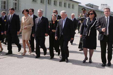 Ausstellungen in KZ-Gedenkstätte Mauthausen eröffnet - DiePresse.com | Ungarn und alles Ungarische | Scoop.it