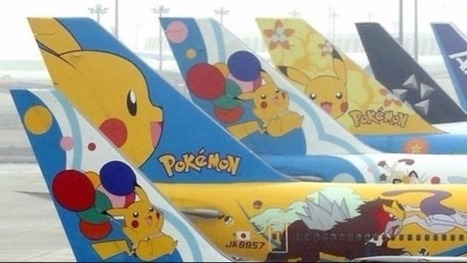 Geekwire: Boeing bans Pokémon Go game-playing at work | AIR CHARTER NEWS | Scoop.it