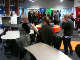 open learning spaces: PLG | Learning Spaces for 21C Education | Scoop.it
