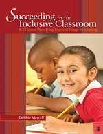Succeeding in the Inclusive Classroom: K-12 Lesson Plans Using Universal Design for Learning | UDL & ICT in education | Scoop.it