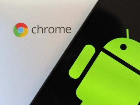 Andromeda : Google va-t-il enfin fusionner Android et Chrome OS ? | Cyber_Veille | Scoop.it