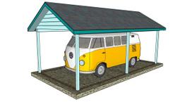 Wooden Carport Plans | Carport plans | Scoop.it