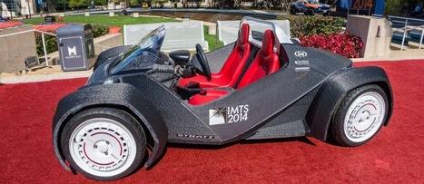 Conheça o Strati, o carro impresso em 3D | TecnoInter - Brasil | Scoop.it