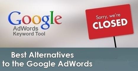 Top 5 Alternatives to Google Adwords | Blogging Tips | Scoop.it