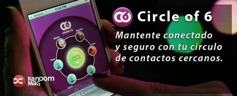 Circle of 6 - Aplicaciones Android 2014 | Random Mag | Random Magazine | Scoop.it