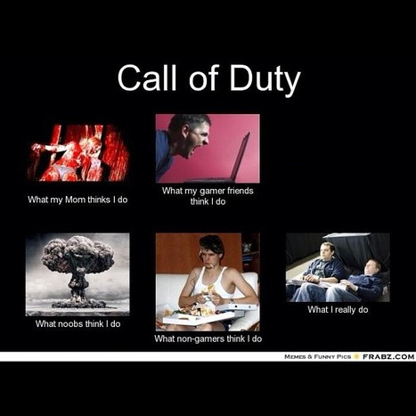 Call of Duty | What I really do | Scoop.it