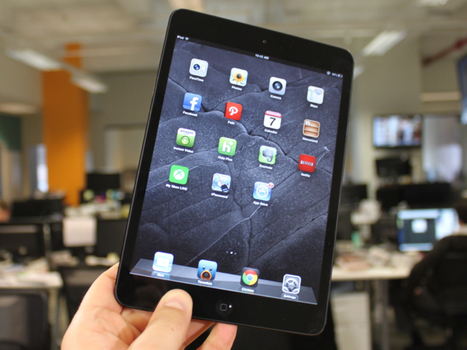 iPad 5 Will Launch In October - Business Insider | Technology for productivity | Scoop.it