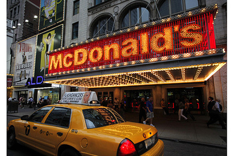McDonald's spent more than $988 million on advertising in 2013 - Christian Science Monitor   IMC   Scoop.it