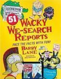 WritingFix: an original Wacky We-Search Report inspired by Barry Lane! | 6-Traits Resources | Scoop.it
