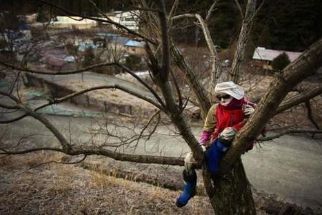 Time stands still in Japan's village of scarecrows | Strange days indeed... | Scoop.it