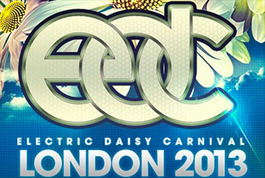 Electric Daisy Carnival comes to London with Goldie | DJing | Scoop.it