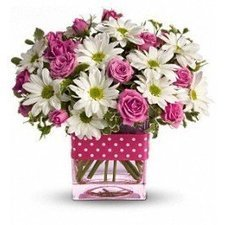Polka Dots and Posies | Flower Delivery | Scoop.it