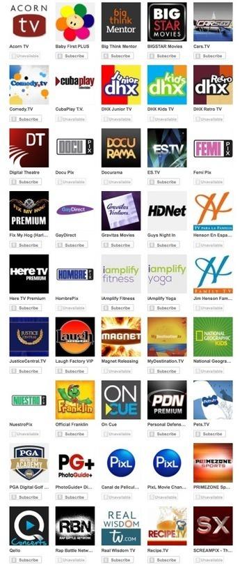 Les premières chaînes Youtube payantes ! | Music, Medias, Comm. Management | Scoop.it