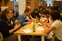 """Speed Dating"" Peer-Review Writing Workshops - ProfHacker - The Chronicle of Higher Education 