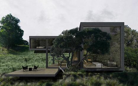 Architecture contemporaine | Joy a little star | MEDIATHEQUE - ENSA Normandie | Scoop.it