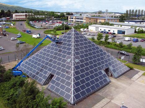 SOLAR PYRAMID | BIPV - Green Energy Buildings | Scoop.it
