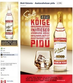 [CASE STUDY] Stolichnaya Vodka Local Facebook Sweepstakes Campaign | Social media culture | Scoop.it