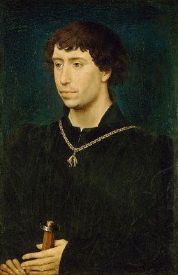 10 novembre 1433 naissance de Charles le Téméraire | Racines de l'Art | Scoop.it