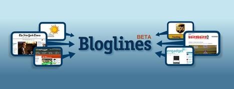 Bloglines   Social media and education   Scoop.it