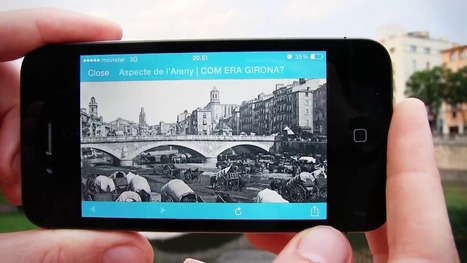 Exploring a City's Past with Augmented Reality | Rwh_at | Scoop.it