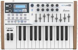Arturia Unveils KeyLab MIDI Keyboard Controllers at Musikmesse » Synthtopia | MIDI | Scoop.it