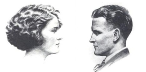 Lettre de Francis Scott Fitzgerald et Zelda Fitzgerald : « Nous n'avons pas été heureux rien qu'une fois, nous avons été heureux mille fois. » - Des Lettres   LittArt   Scoop.it