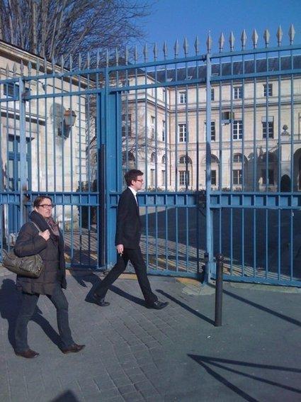 Hier - Rassemblement devant le CNESER à 14h00, rue Descartes - Sauvons l'Université !   Sauvons l'Université!   Scoop.it