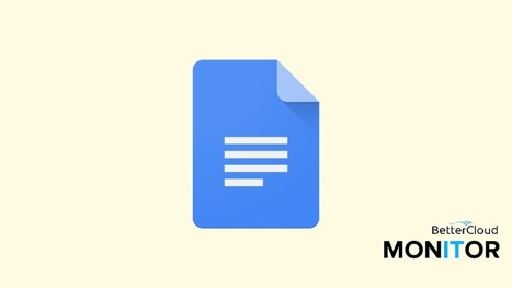 How to Quickly Copy Formatting in Google Docs - BetterCloud Monitor | 406TechToys | Scoop.it