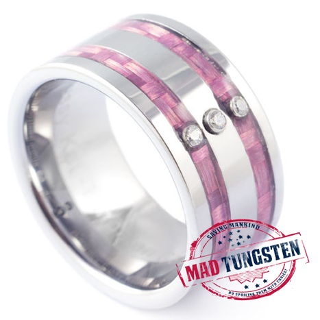 Vendetta #tungsten #rings | Tungsten Wedding Rings | Scoop.it