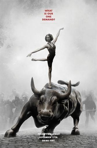 Holiday Firesale of the Occupy Wall Street Poster to Fund the Next Social Wave | OccupyWallSt.org | Activism | Scoop.it