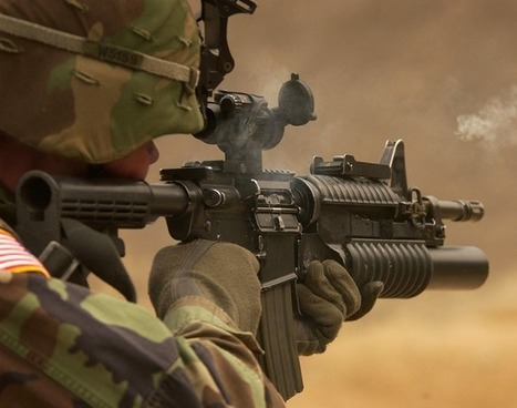 (Satire) Germany to supply Ferguson insurgents in the US with weapons | Global politics | Scoop.it