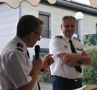 Le lieutenant Allaizeau bientôt capitaine dans le Rhône | Revue de presse Joelle Huillier | Scoop.it