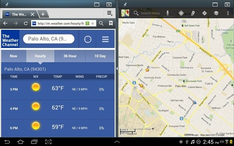 Samsung Adds Multiwindow Mojo to Android | pdxtech-info | Scoop.it
