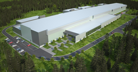 Facebook's Swedish Data Center Will Run on Hydropower | sustainable architecture | Scoop.it