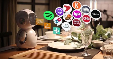 Amazon Alexa is now a small home robot thanks to Omate | Buzz IT | Scoop.it