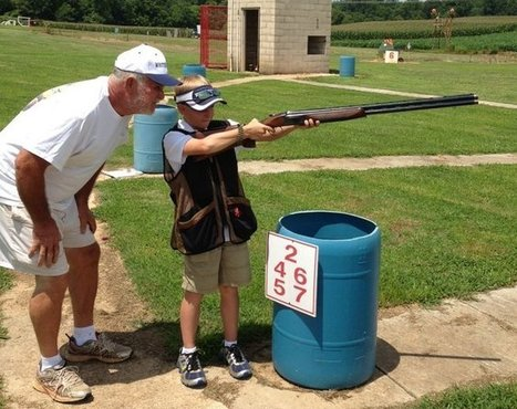 9-year-old from Limestone wins national shooting championship - The Huntsville Times - al.com | Outdoors Alabama | Scoop.it