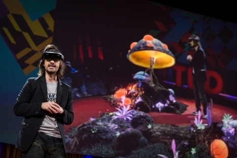 TED 2016: Virtual and augmented reality steal the show | Augmented Reality Games in Tourism | Scoop.it