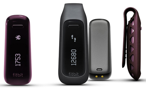 Fitbit One : Wireless Activity & Sleep Tracker | Quantified-Self & Gamification | Scoop.it