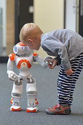 uni.news: Robots to Help Immigrant Children Learn German | Robots in Higher Education | Scoop.it