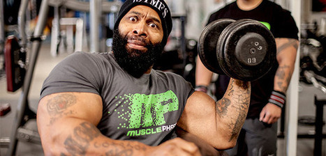 Bodybuilding.com - Armed Warfare: CT Fletcher's Arms Workout | Health CheckDesk | Scoop.it