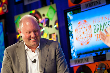 Marc Andreessen's 16 ideas for a more dynamic US economy | Impact Lab | Tech-Geekery | Scoop.it