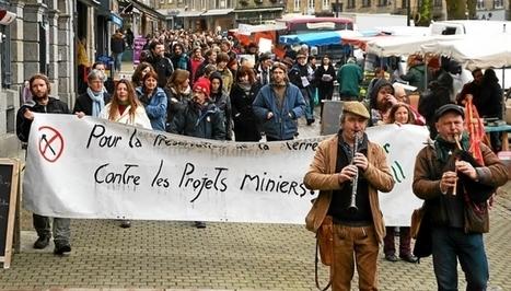 Mines en Bretagne, comme un air de déjà vu… - lekotidien.fr   Guyane : alertes mine d'or Nationale   Scoop.it