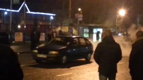 'Hundreds' at illegal city street race - U.TV | Ip | Scoop.it