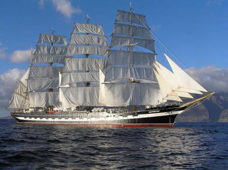 Armada 2013 : à quelle heure arriveront les bateaux ? | Actualités de Rouen et de sa région | Scoop.it