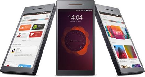 Le BQ Aquaris E4.5 Ubuntu Edition disponible en vente permanente - Tablette Tactile   Actualités de l'open source   Scoop.it